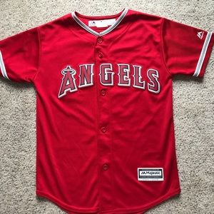 Youth Mike Trout Jersey